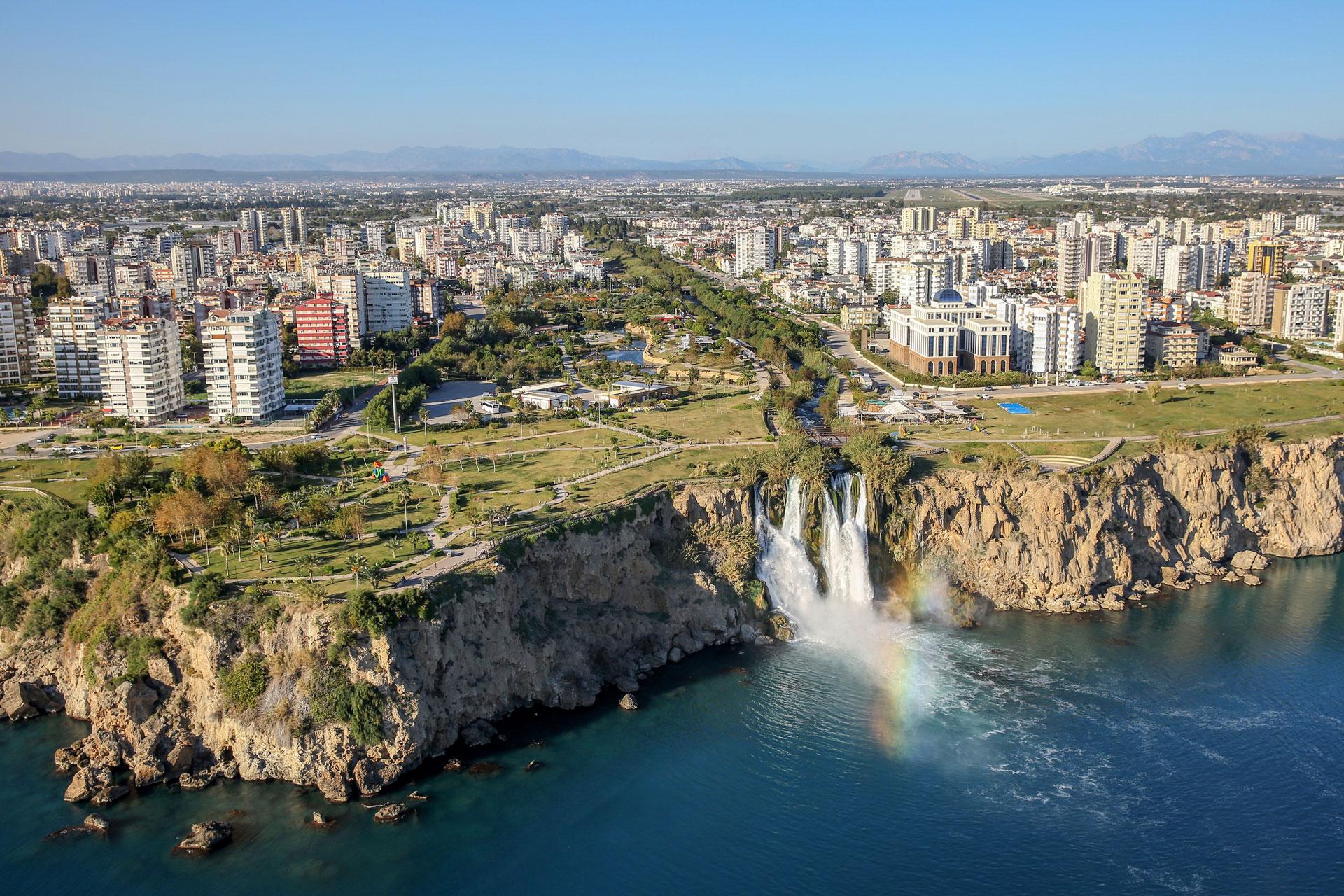 Antalya'da Yaşamak Fikri